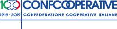 Confcooperative - partner Cooperativa Sociale Delfino - www.coopsocialedelfino.it