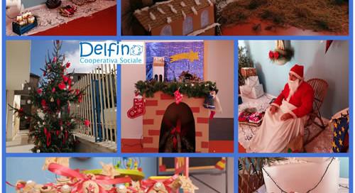 Festeggiamenti Natale Roccadaspide - Cooperativa Sociale Delfino